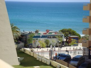 Apartment sea view 1 bedrooms Praia da Rocha Portimão - garage, balcony, equipped, parking space, furnished, sea view